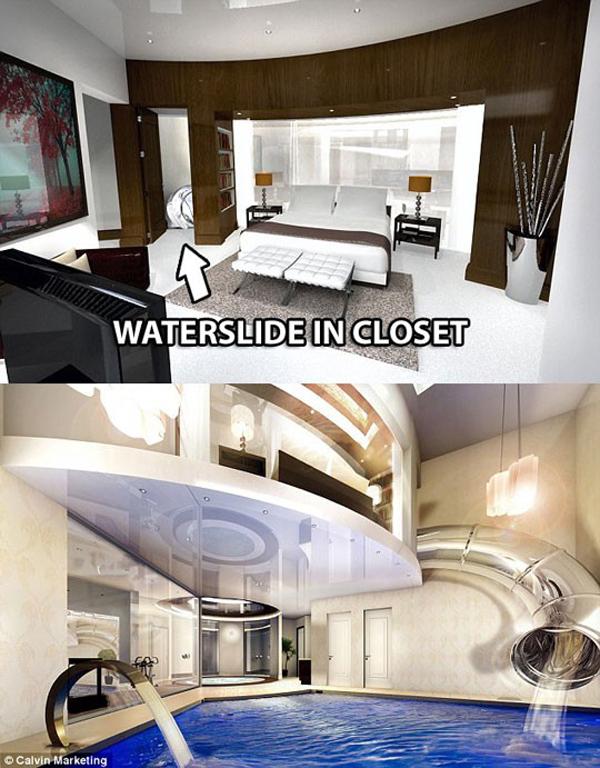 waterslide-decorating