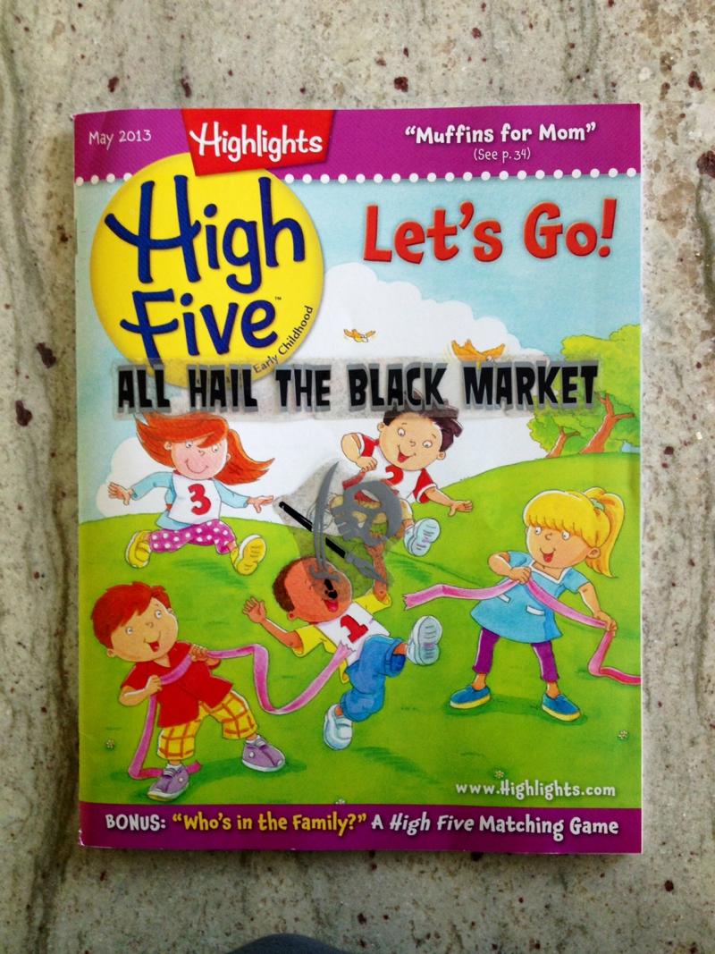 highfivemagazine