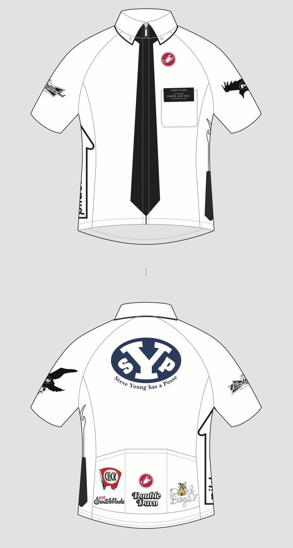 SYP - Castelli cycling kit