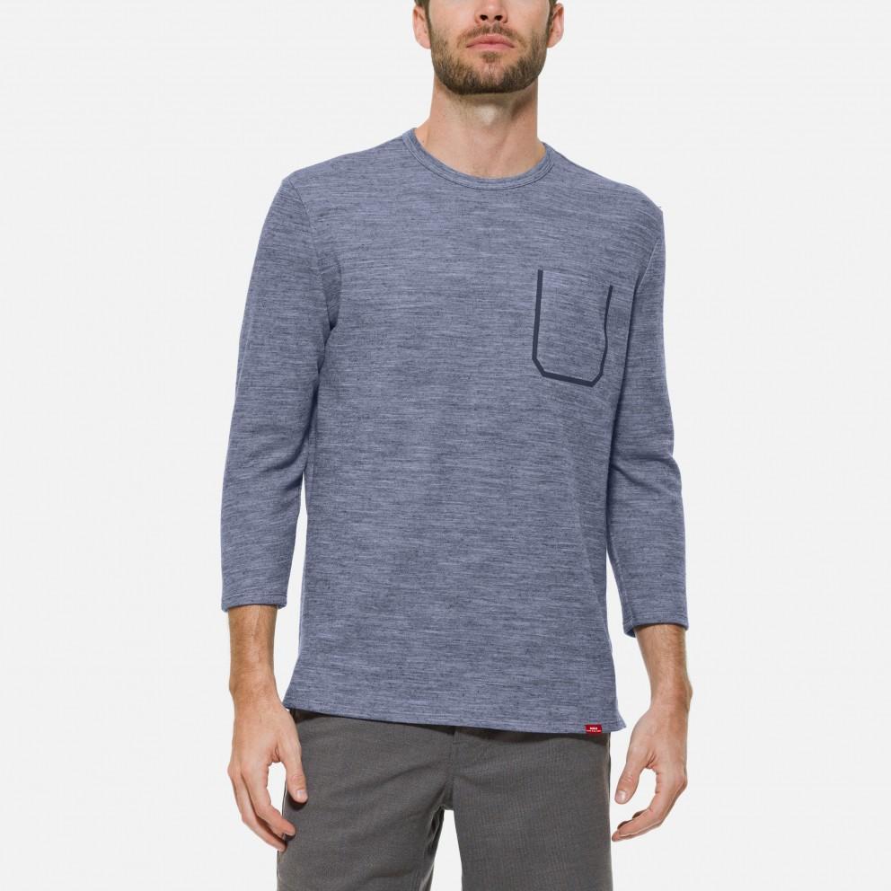 giro_34-sleeve-bonded-ride-shirt_blue_front_lrg_3